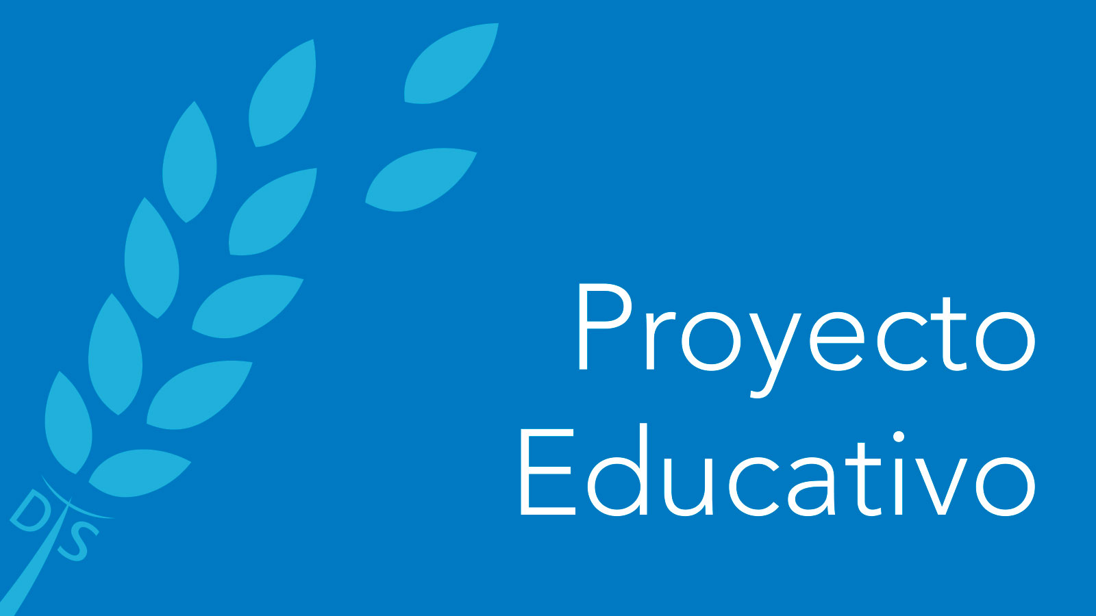 BANNERS PROYECTOEDUCATIVO